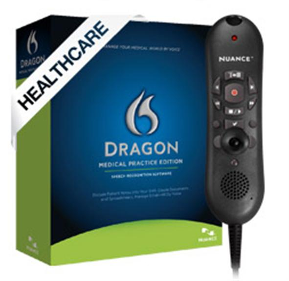 Dragon Medical Practice Edition and Nuance Powermic II best in voice and speech recognition