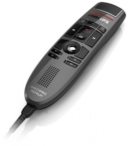 Philips Speech Mike Premium LFH3500