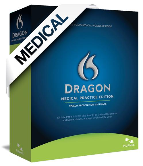 Dragon Medical Practice Edition V11